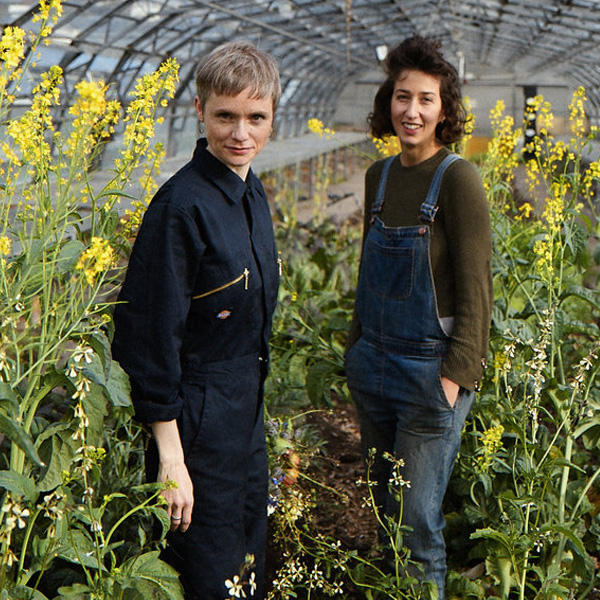 Camila Kilch and Marianne Mogendorff