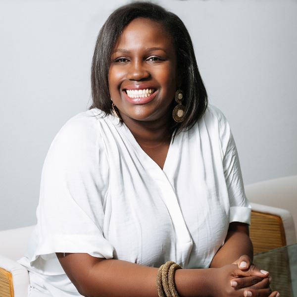 Sharon Kamau Ledwaba