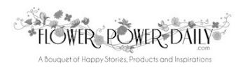 Flower Power Daily logo