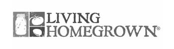 Living Homegrown logo