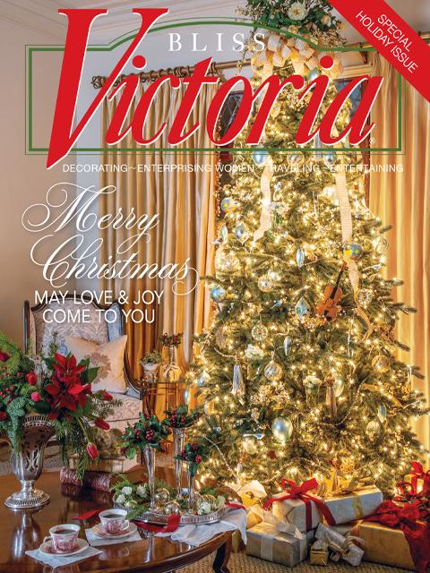 Victoria Magazine November December 2020